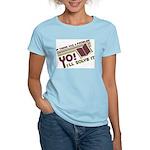 Yo! I'll Solve It Women's Light T-Shirt