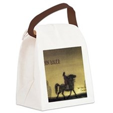 bauercoverblank Canvas Lunch Bag