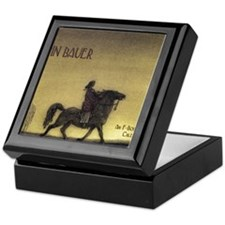 bauercoverblank Keepsake Box