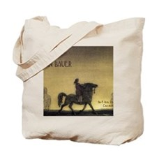 bauercoverblank Tote Bag