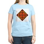 Folk Design 4 Women's Light T-Shirt