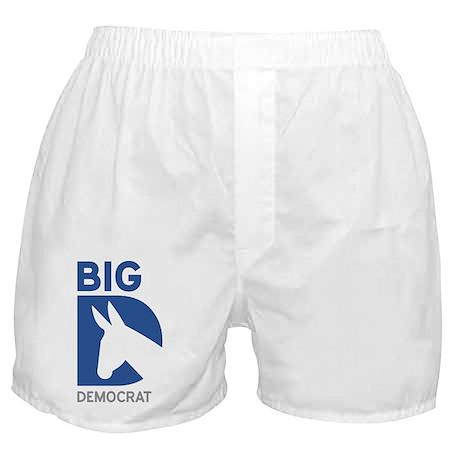 Big-D-Democrat Boxer Shorts