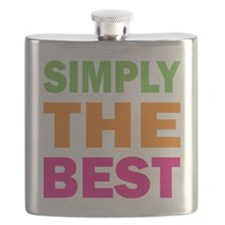 Simply The Best Flask