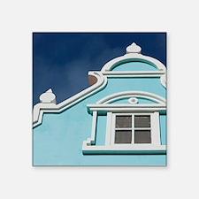 """Oranjestad: Downtown Dutch  Square Sticker 3"""" x 3"""""""