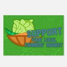 coinSupport Postcards (Package of 8)