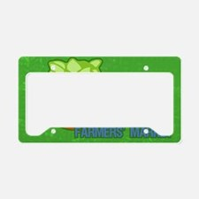 toiletrySupport License Plate Holder