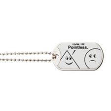 pointless Dog Tags