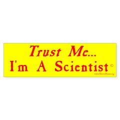 Trust Me...I'm A Scientist #SB