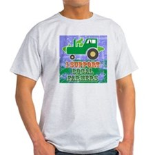 squareSupportLocal T-Shirt