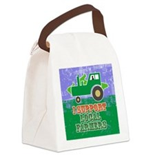 mensWalletSupportLocal Canvas Lunch Bag