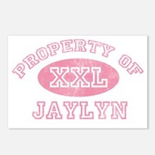 Property-of-Jaylyn Postcards (Package of 8)