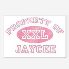 Property-of-Jaycee Postcards (Package of 8)