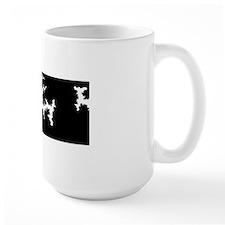 MandelMonochrome02 Mug