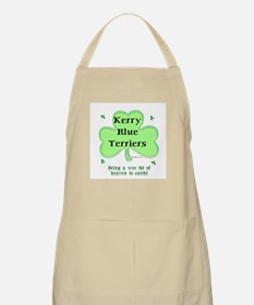 Kerry Blue Heaven BBQ Apron