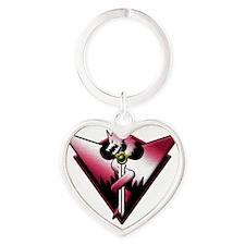 Guylos Empire Heart Keychain