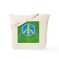ipadPeas Tote Bag