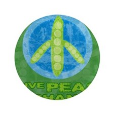 "squarePeas 3.5"" Button"