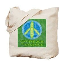 squarePeas Tote Bag
