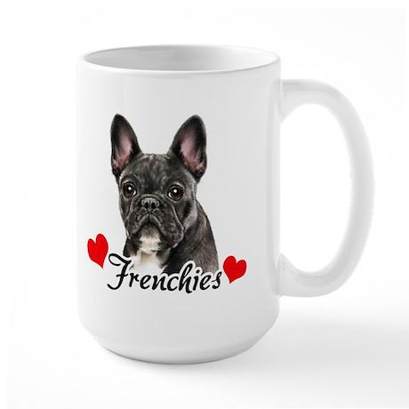 Love Frenchies - Brindle Mugs