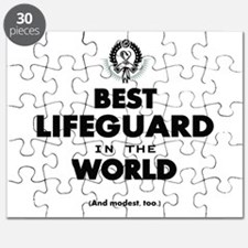 The Best in the World – Lifeguard Puzzle