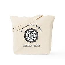 TASBlack Tote Bag