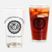 TAS1ltrBottleBlack Drinking Glass