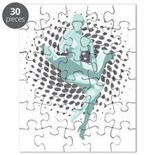 Mechanized Marilyn Puzzle