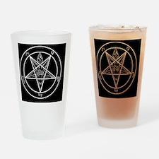 BloodfireBaphBanner Drinking Glass