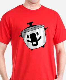 The Happy Rice Cooker T-Shirt