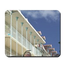 Pointe A Pitre: View of Rue Bebian / Pla Mousepad