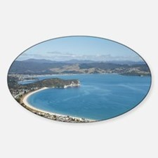 New Zealand - aerialdel Peninsula,  Decal