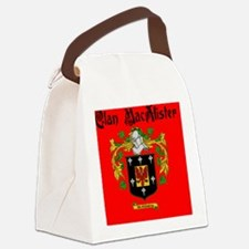 mens_wallet Canvas Lunch Bag