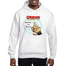 courageathome Hooded Sweatshirt