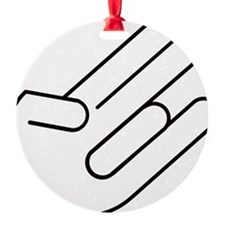 shocker Ornament
