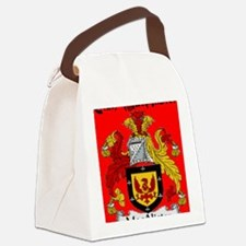 kindle_sleeve Canvas Lunch Bag