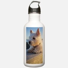 West Highland Terrier  Water Bottle