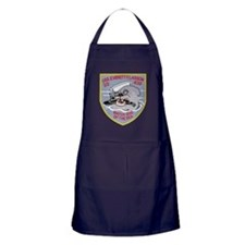 DD-830 USS EVERETT F LARSON Destroyer Apron (dark)