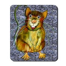 Laughing Rat Mousepad