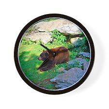 bearmodern9 Wall Clock