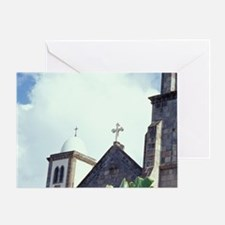 Dominica, Roseau. Greeting Card