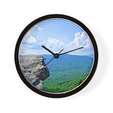 grdblulgwall22 Wall Clock