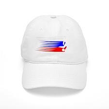 FootballDesign RUSSIA White Baseball Cap