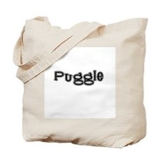 Puggle Tote Bag