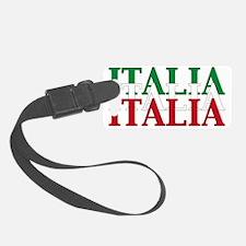 Italian Pride Luggage Tag