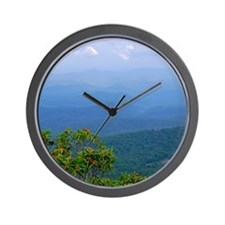 grdblulgwall11 Wall Clock