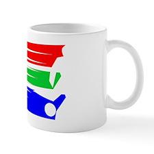 FootballDesign SOUTH AFRICA White Mug