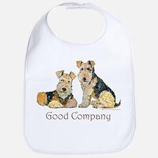 Lakeland Terriers - Good Comp Bib