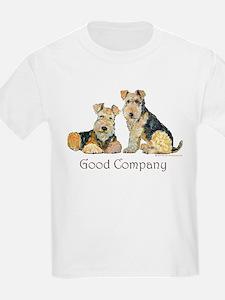 Lakeland Terriers - Good Comp Kids T-Shirt