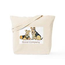 Lakeland Terriers - Good Comp Tote Bag