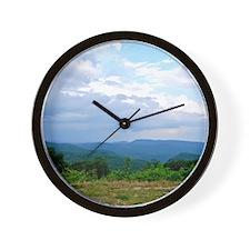 brownlgwall1 Wall Clock